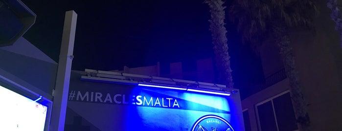 Miracles Lounge bar Malta is one of Orte, die Murat gefallen.