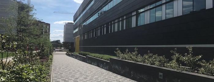 Hendon Police College is one of Deborah Lynn: сохраненные места.