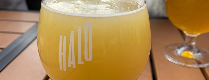 Halo Brewery is one of Toronto.