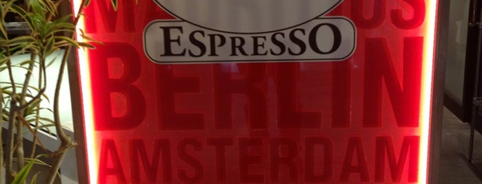 Segafredo Zanetti Espresso is one of 電源 コンセント スポット.