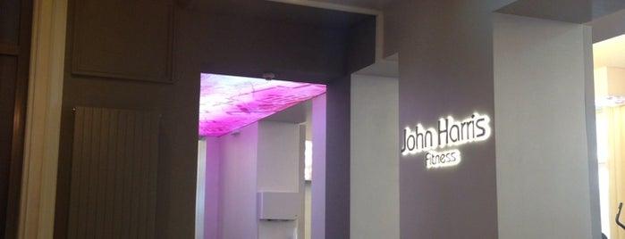 John Harris Fitness Am Schillerplatz is one of Tempat yang Disukai Sascha.
