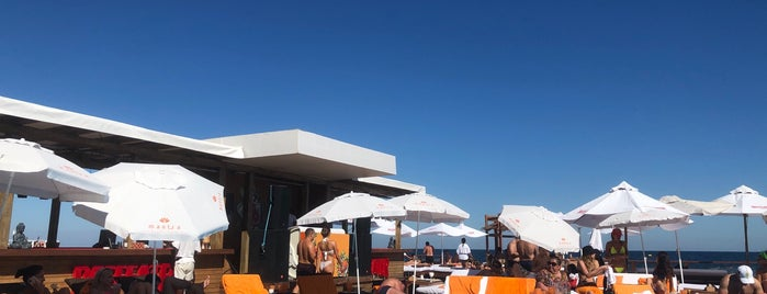 Mantra Beach Club is one of Odessa.