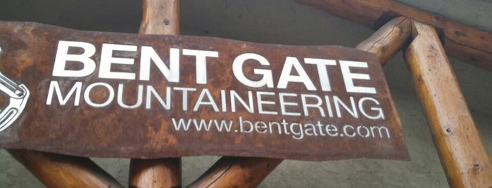 Bent Gate Mountaineering is one of Road Trip CO.
