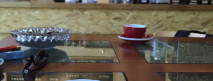 Yunnan Arabica Coffee 印象庄园 is one of Tempat yang Disukai T.