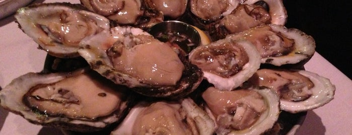42nd St Oyster Bar is one of Raleigh Favorites.