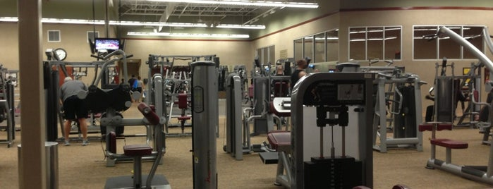 Life Time Fitness Six Forks is one of HMHLT14.