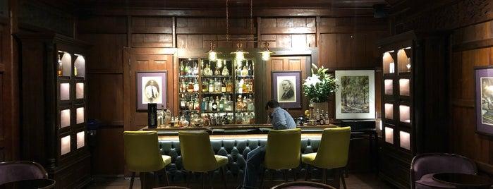 Jack Bain's Bar is one of Thailand.