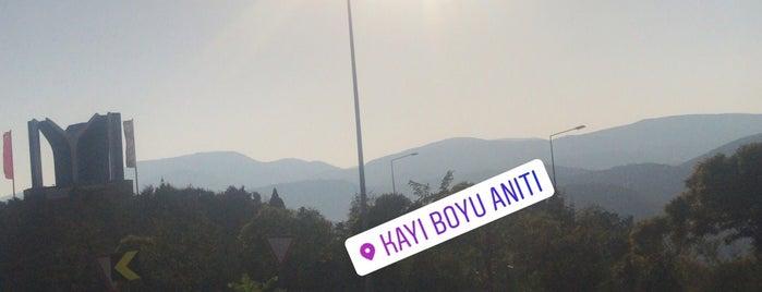 Kayı Boyu Anıtı   IYI is one of Orte, die Volkan gefallen.