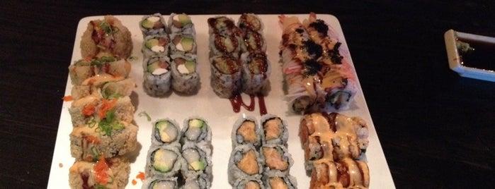 Ninja Sushi & Hibachi Dachi is one of Jason's Liked Places.