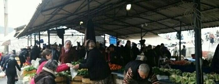 Perşembe Pazarı is one of 7. ÖLÜDENİZ SAHİL.