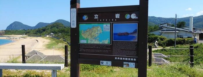 立岩 is one of アウトドア&景観スポット.
