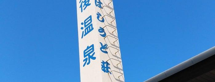 丹後温泉はしうど荘 is one of 温泉&お風呂リスト.