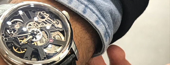 Saat ve Saat is one of R.Sema'nın Beğendiği Mekanlar.