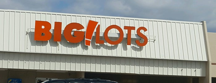 Big Lots is one of Rita 님이 좋아한 장소.