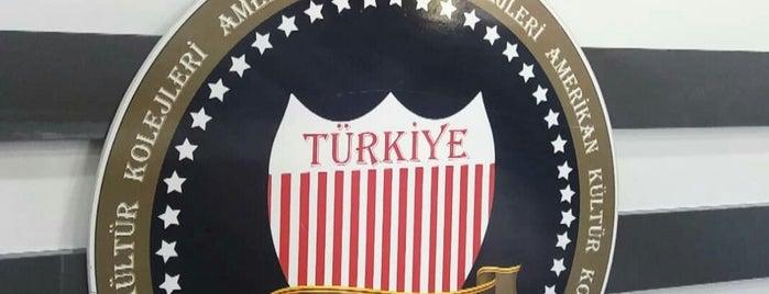 Söke Amerikan Kültür Koleji is one of Mertesacker'in Beğendiği Mekanlar.