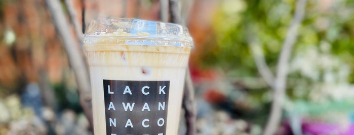 Lackawanna Coffee is one of Cafes and More For Getting Work Done.