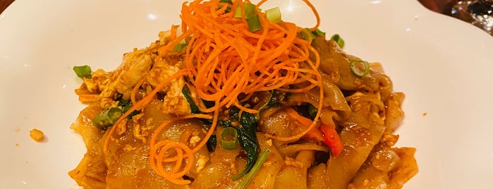 House of Thai is one of NYC Eats.
