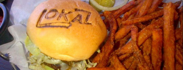Lokal Burgers & Beer is one of Other cities.