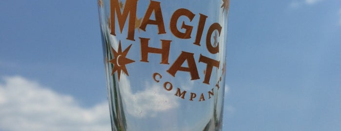 Magic Hat Brewing Company is one of The World's Best Breweries.