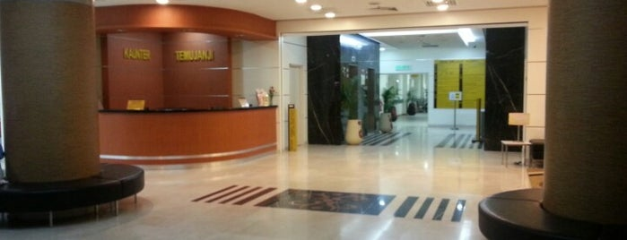 Avisena Specialist Hospital is one of Lugares favoritos de Rahmat.