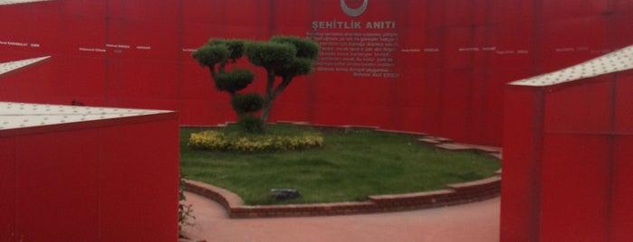 Alaşehir Şehitler Anıtı Müzesi is one of themaraton.
