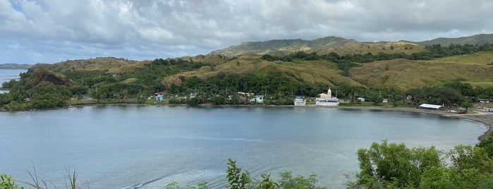 Fort Soledad is one of All-time favorites in Guam.