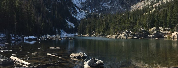 Rocky Mountain National Park is one of Trips & Activities.
