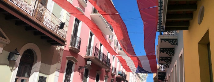 Calle Fortaleza is one of Puerto Rico.