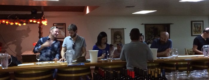 Bella Vista Winery is one of Sip & Swirl.
