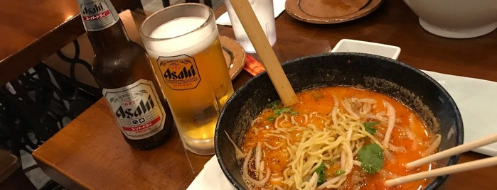Ichiba Ramen is one of pAxさんのお気に入りスポット.