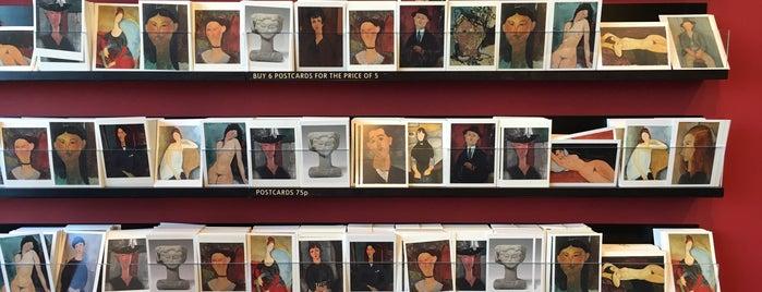 Modigliani Exhibition is one of Ellen 님이 좋아한 장소.