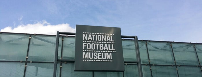 National Football Museum is one of Manchester City Break.