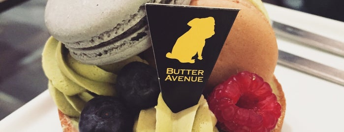 Butter Avenue is one of De viaje! :3.