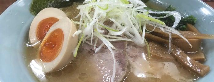 ラーメンハウス河童子 is one of 麻生区多摩区の ラーメン。.