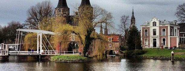 De Oostpoort is one of Delft.
