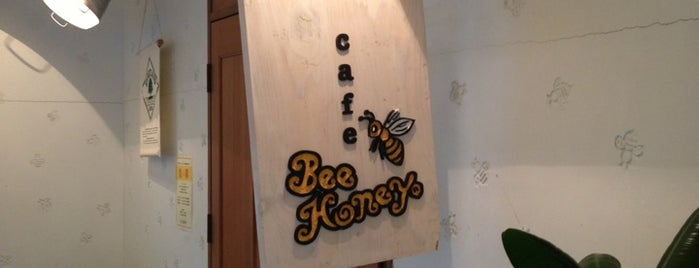 Bee Honey Cafe is one of Posti che sono piaciuti a JulienF.