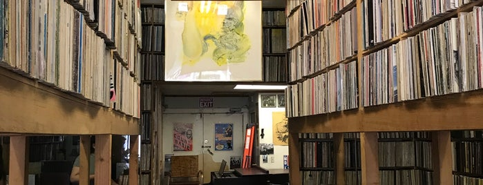 Record Collector is one of SoCal Shops, Art, Attractions.