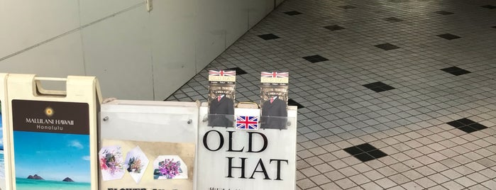 Old Hat is one of Tokyo.
