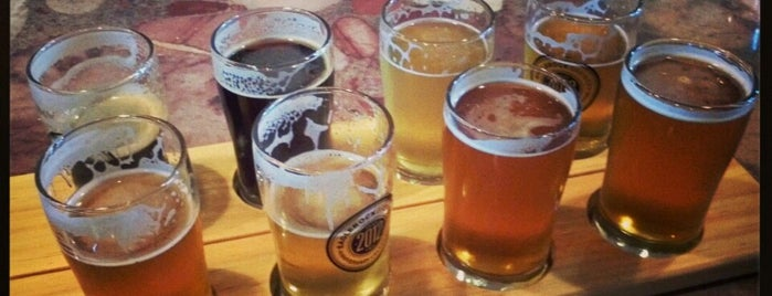Eagle Rock Brewery is one of LA To Do.