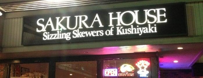 Sakura House is one of LA.