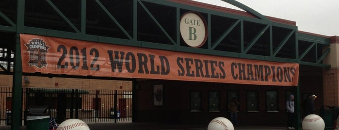 Scottsdale Stadium is one of All Things Sporting Venues....