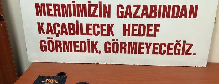 Eskişehir Fuar Kongre Merkezi is one of Anıl'ın Beğendiği Mekanlar.