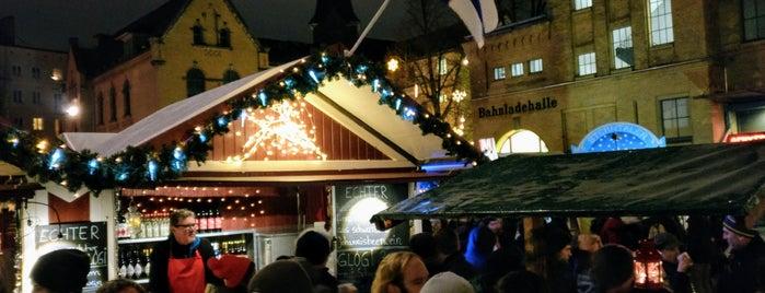 Lucia Weihnachtsmarkt is one of Allemagne ♥︎.