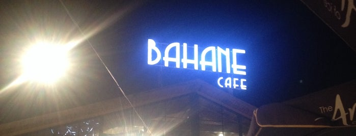 Bahane Cafe is one of สถานที่ที่ Havvanur ถูกใจ.