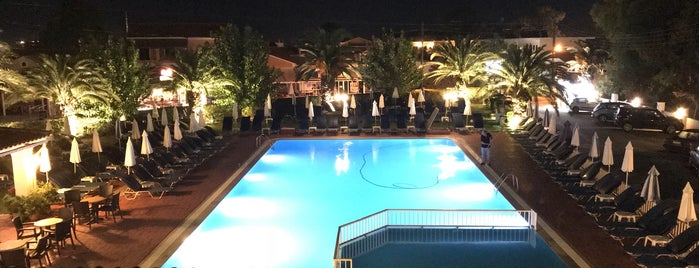 Alkyon Hotel is one of Corfu 2018.