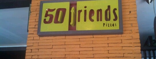 50 Friends is one of To eat.