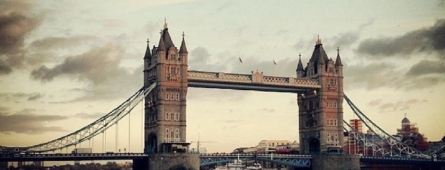 London Bridge is one of London, UK.