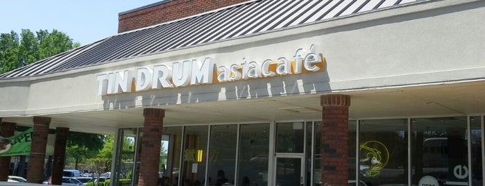 Tin Drum Asian Kitchen is one of ATL.