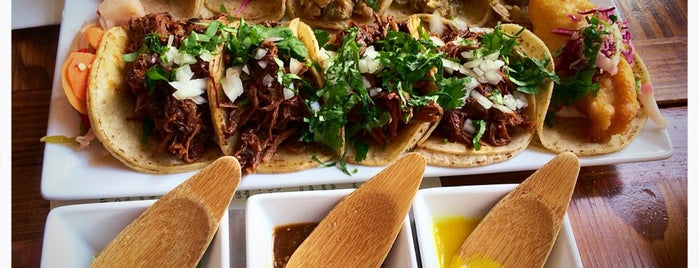 Tacolicious is one of SF food.