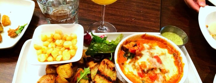 Fresca is one of SF Bottomless Brunches.